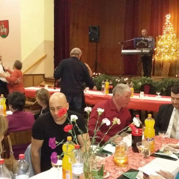 Slávnostné stretnutie dôchodcov 2015