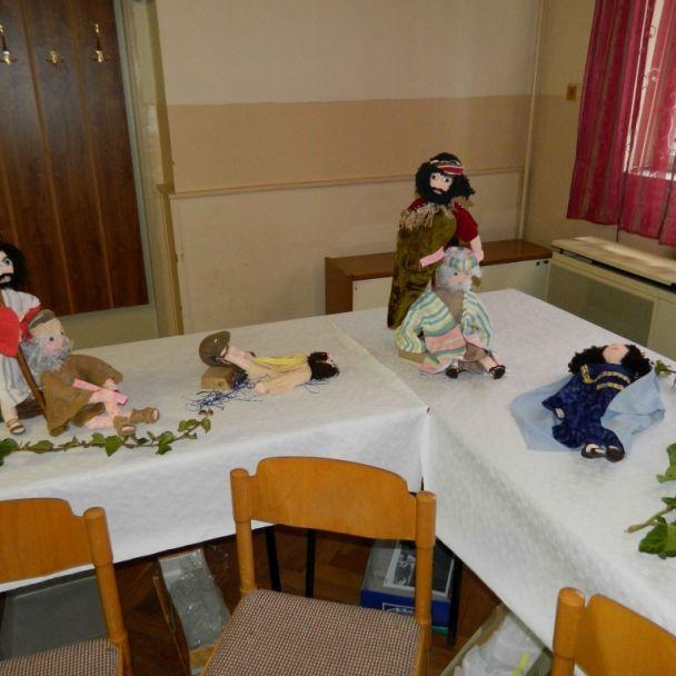 Výstava báb