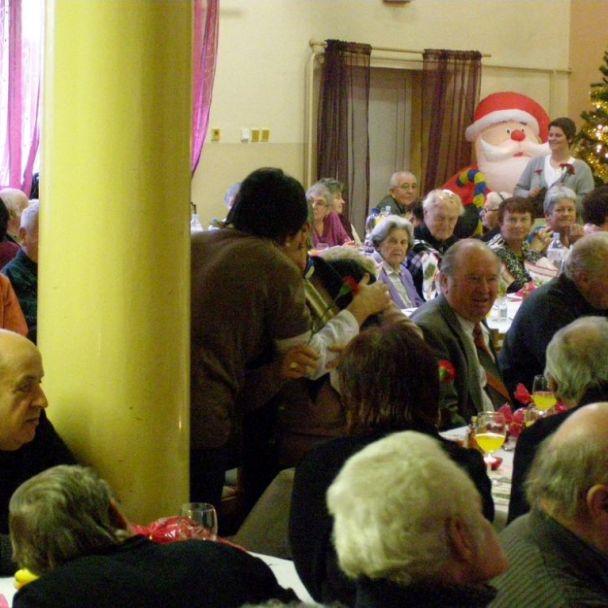 Slávnostné stretnutie dôchodcov